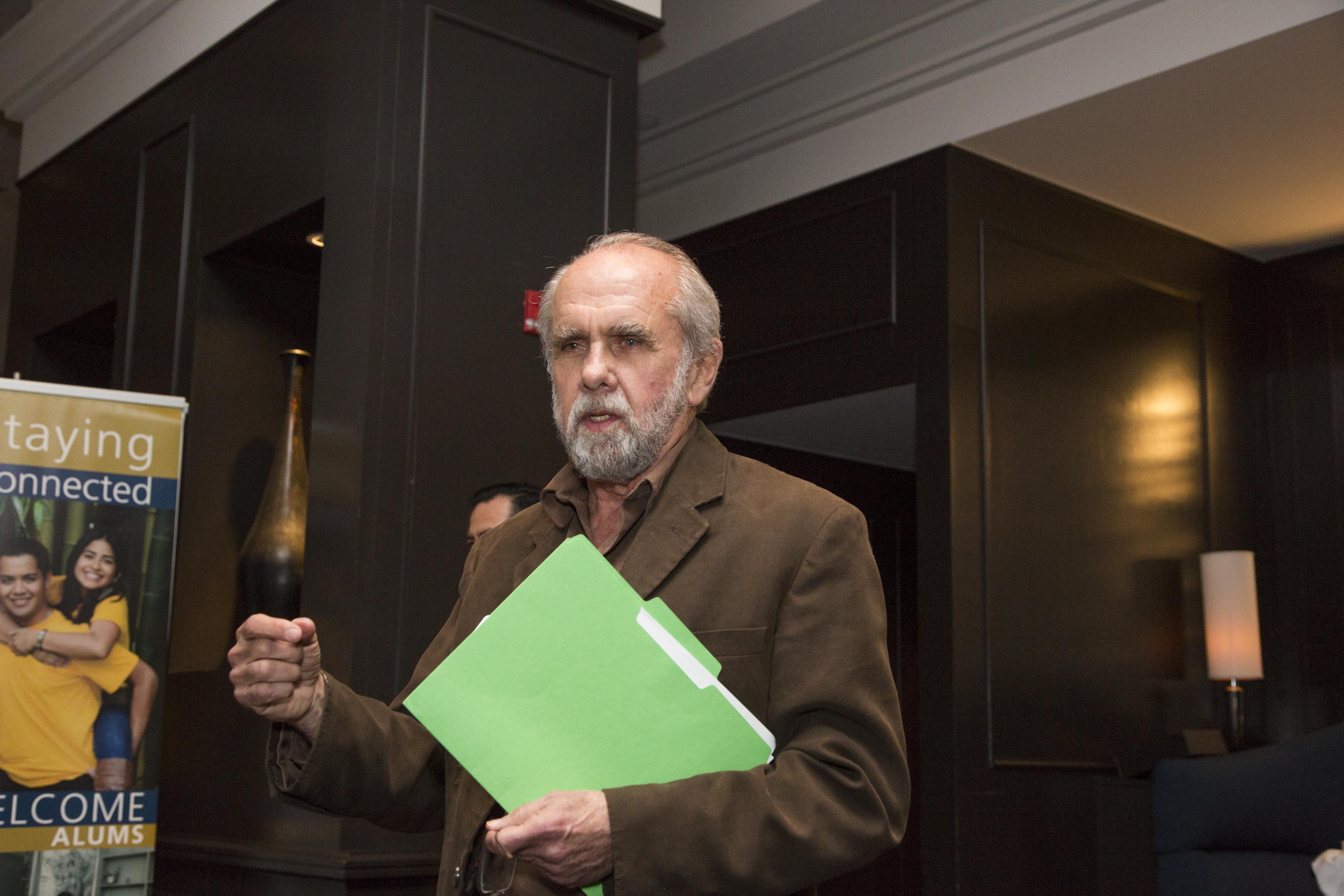 Dr. Don Stannard-Friel